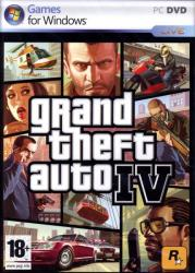 Rockstar Games Grand Theft Auto IV. (PC)