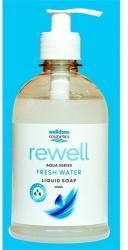 Well Done Rewell Fresh Water pumpás folyékony szappan (400 ml)