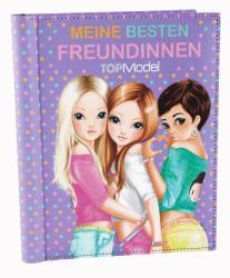 TopModel Barátság könyv