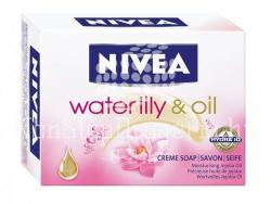 Nivea Waterlily & Oil krémszappan (100 g)