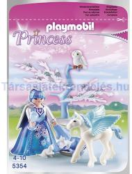 Playmobil Ezüstpehely és Jégszárny (5354)