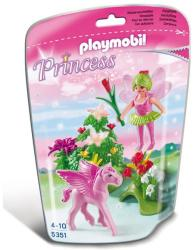 Playmobil Szív-virág és Fuxia-szirom (5351)