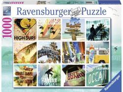 Ravensburger Szörfözés 1000 db-os (19506)
