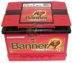 Banner Uni Bull 58Ah 450A