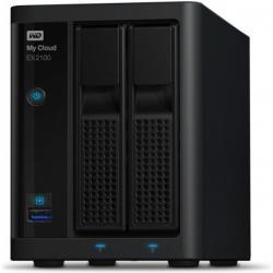 Western Digital My Cloud EX2100 WDBWAZ0000NBK-EESN