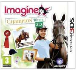 Ubisoft Imagine Champion Rider 3D (3DS)