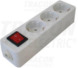 TRACON 3 Plug Switch (HUR-03K)