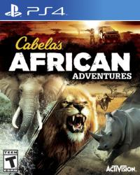 Activision Cabela's African Adventures (PS4)
