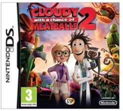 GameMill Entertainment Cloudy with a Chance of Meatballs 2 (Nintendo DS)