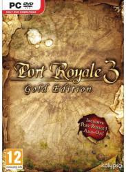 Kalypso Port Royale 3 [Gold Edition] (PC)