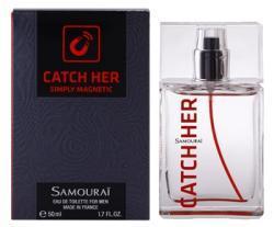 Samourai Catch Her for Men EDT 50ml