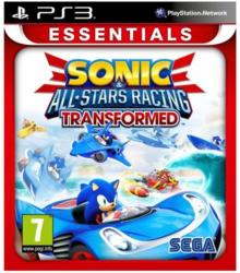 SEGA Sonic & All-Stars Racing Transformed [Essentials] (PS3)