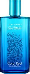 Davidoff Cool Water Coral Reef Limited Edition for Men EDT 125ml Tester
