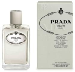 Prada Infusion d'Homme EDT 100ml Tester