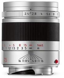 Leica Summarit-M 75mm f/2.4 Asp