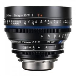 ZEISS Carl Zeiss CP. 2 1.5/35 T* Super Speed (Canon)