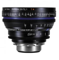 ZEISS Carl Zeiss CP. 2 2.1/25 T* (Canon)