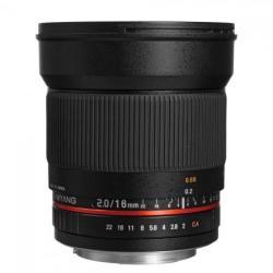 Samyang 16mm f/2 (MFT)