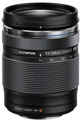 Olympus M.ZUIKO DIGITAL ED 14-150mm f/4-5.6 II (EZ-M1415-2) (V316020BE000/V316020BW000)