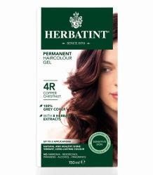 Herbatint 4R Rézgesztenye Hajfesték