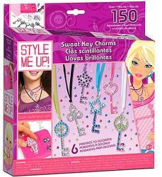 Style Me Up! Kulcsos nyaklánckészítő szett