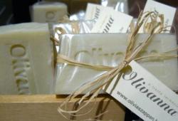 Olivia Natural Arctisztító szappan (60 g)