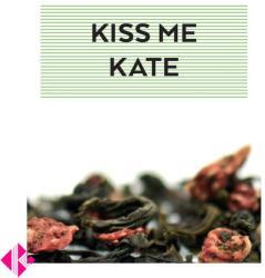 Johan & Nyström Kiss Me Kate Ízesített Zöldtea 100g