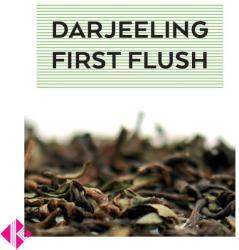 Johan & Nyström Darjeeling First Flush Fekete Tea 100g