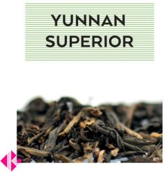 Johan & Nyström Yunnan Superior Fekete Tea 100g