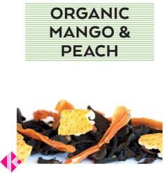 Johan & Nyström Organic Mango Peach Fekete Tea 100g