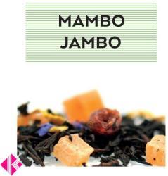 Johan & Nyström Mambo Jambo Fekete Tea 100g