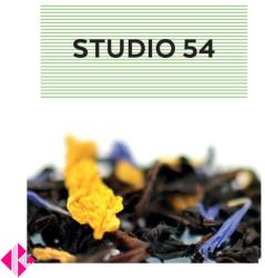 Johan & Nyström Studio 54 Fekete Tea 100g
