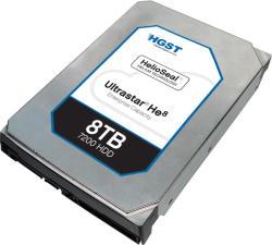 "Hitachi 3.5"" He8 6TB SAS HUH728060AL5200 0F23270"