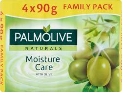 Palmolive Moisture Care Olive Milk zöld szappan csomag (4x90 g)
