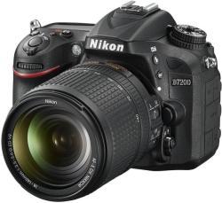 Nikon D7200 + 18-140mm VR (VBA450K002)
