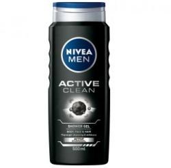 Nivea Active Clean Tusfürdő 500ml