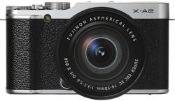 Fujifilm FinePix X-A2 + 16-50mm II