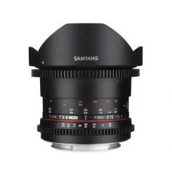 Samyang 8mm T3.8 UMC CSII HD VDSLR (Nikon)