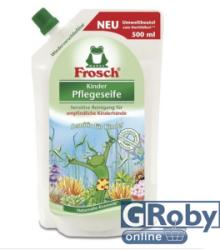 Frosch Folyékony gyermek szappan utántöltő (500 ml)