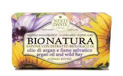 Nesti Dante Bio Natura argán olaj-vadszéna szappan (250 g)