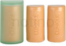 Clinique 3 Steps szappan kombinált és zsíros bőrre (Three Little Soaps) (150 g)