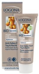 Logona Age Protection Ránctalanító krém (nappali-éjszakai) hialuronsavval és bio homoktövissel 30ml