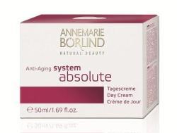 Annemarie Börlind System Absolute Anti-aging Nappali krém (gazdag textúrával) 50ml