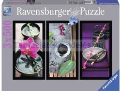 Ravensburger Zen pillanatok 3 x 500 db-os (16289)
