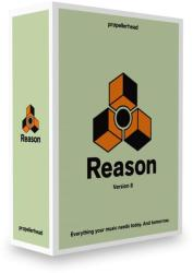 Propellerhead Reason 8 Upgrade for Ltd/Adapted/Essentials