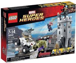 LEGO Marvel Super Heroes - The Hydra Fortress Smash (76041)