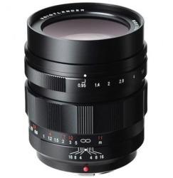 Voigtländer 42.5mm f/0.95 (MFT)
