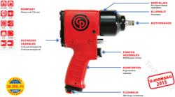 Chicago Pneumatic CP7620