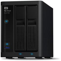 Western Digital My Cloud DL2100 USB 3.0 WDBBAZ0000NBK-EESN