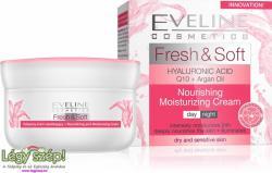 Eveline Fresh Soft tápláló hidratáló krém 50ml